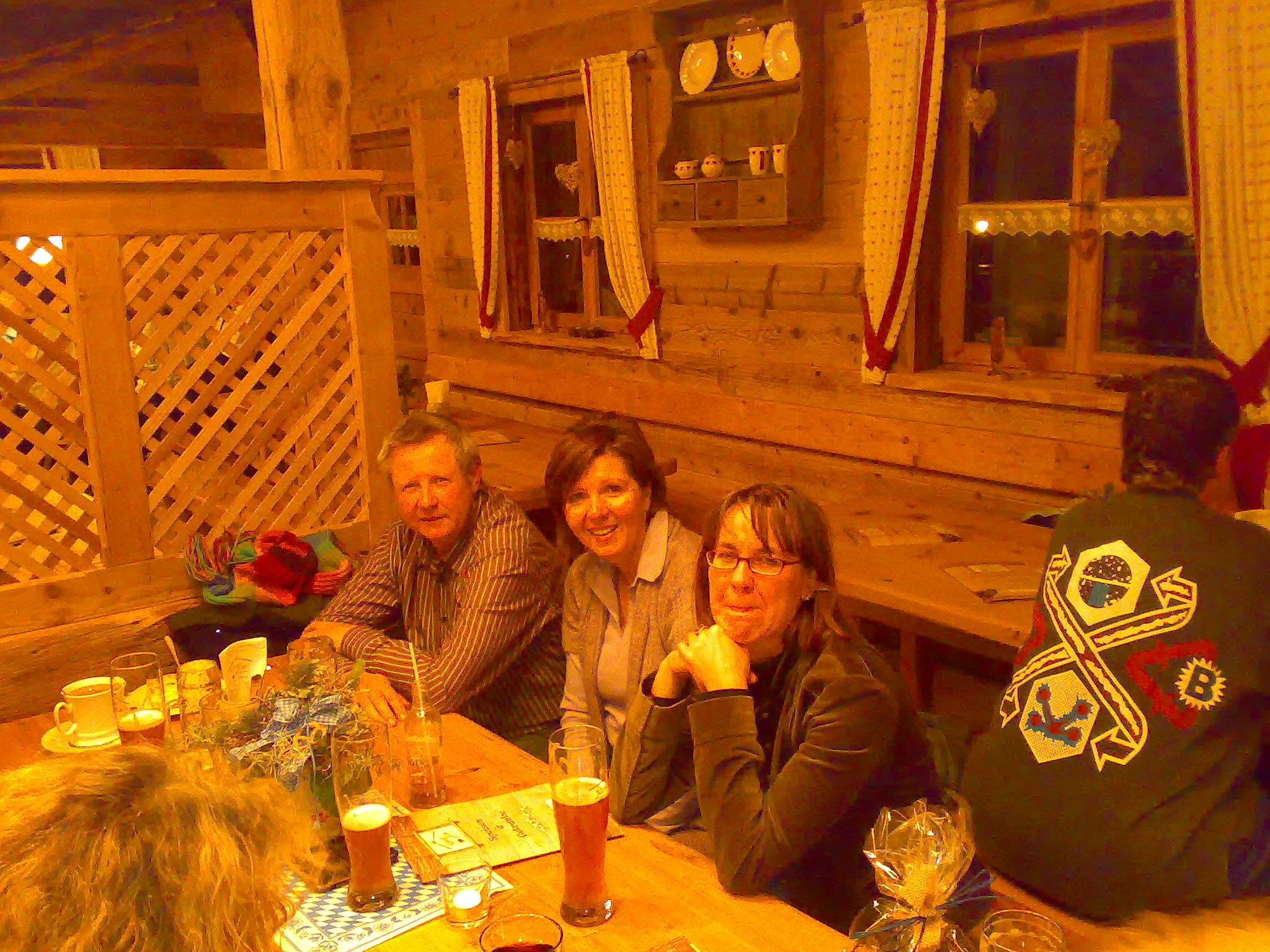 Uwe, Bärbel, Anja